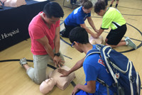 CPR AED Training Initiative