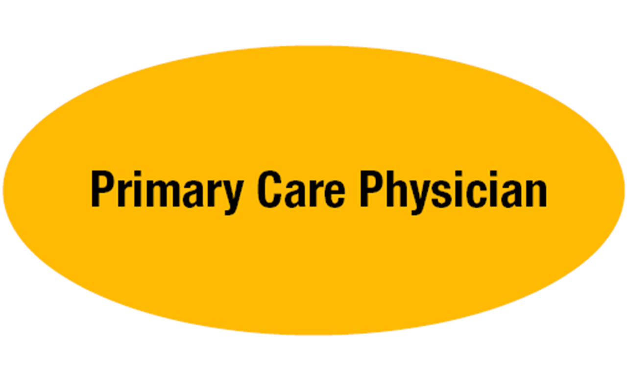 Primary Care Physician Button