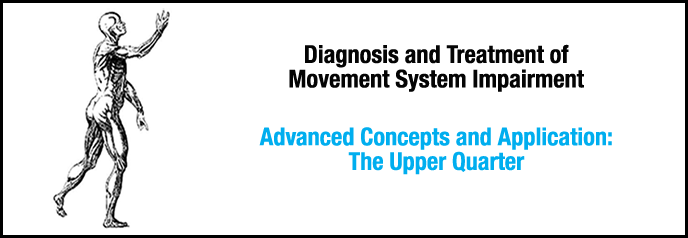MSI - Upper Quarter Advanced