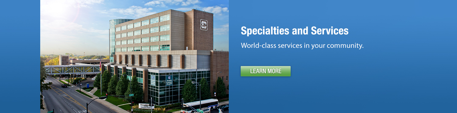 Specialties and services banner-final