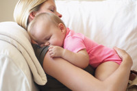 Eight tips for better sleep and a happy baby